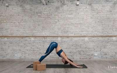 Yoga Brazos y Hombros