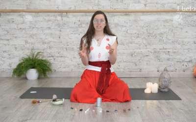 Meditación para Actuar y Conectar con tu Cristal
