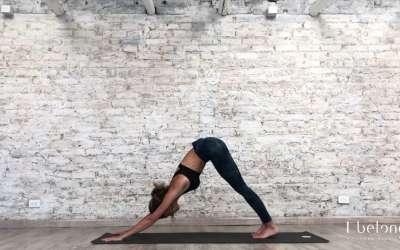 Power Morning Flow Yoga