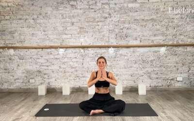 Yoga para el final del día