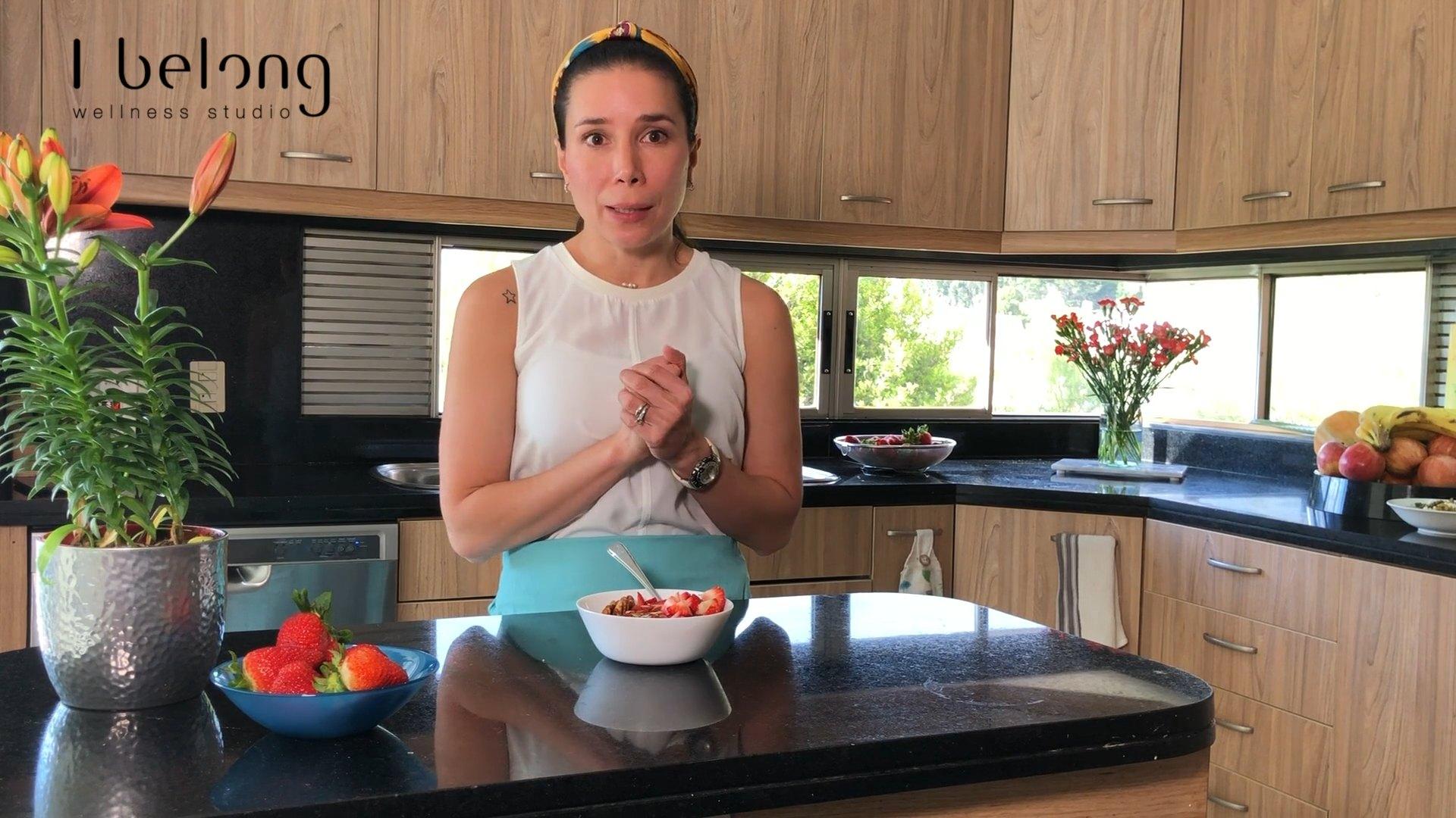 Serie Cocina Saludable